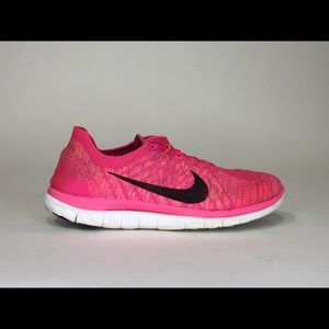 NIKE FREE 4.0 FLYKNIT SZ 8 ATHLETIC RUNNING SHOES